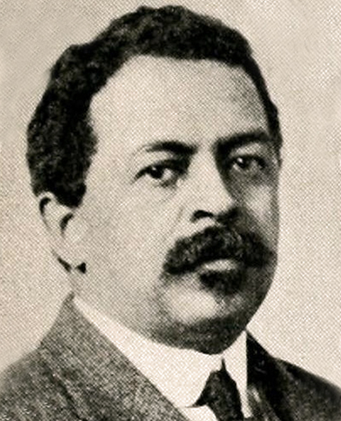 William Monroe Trotter (1872-1934); http://hd.housedivided.dickinson.edu/node/35232 , source citation: Boston (MA) City Council, Exercises at the Dedication of the Statue of Wendell Phillips, July 5, 1915 (Boston: City of Boston, 1915), 11.