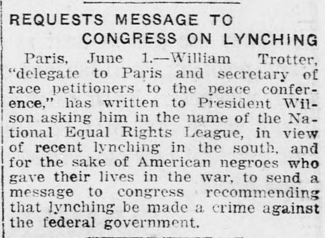 lynching appeal at peace conference_clipped