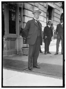 Charles Sanger Mellen, Railroad President, 1914. Harris & Ewing Collection, Library of Congress Print and Photograph Division