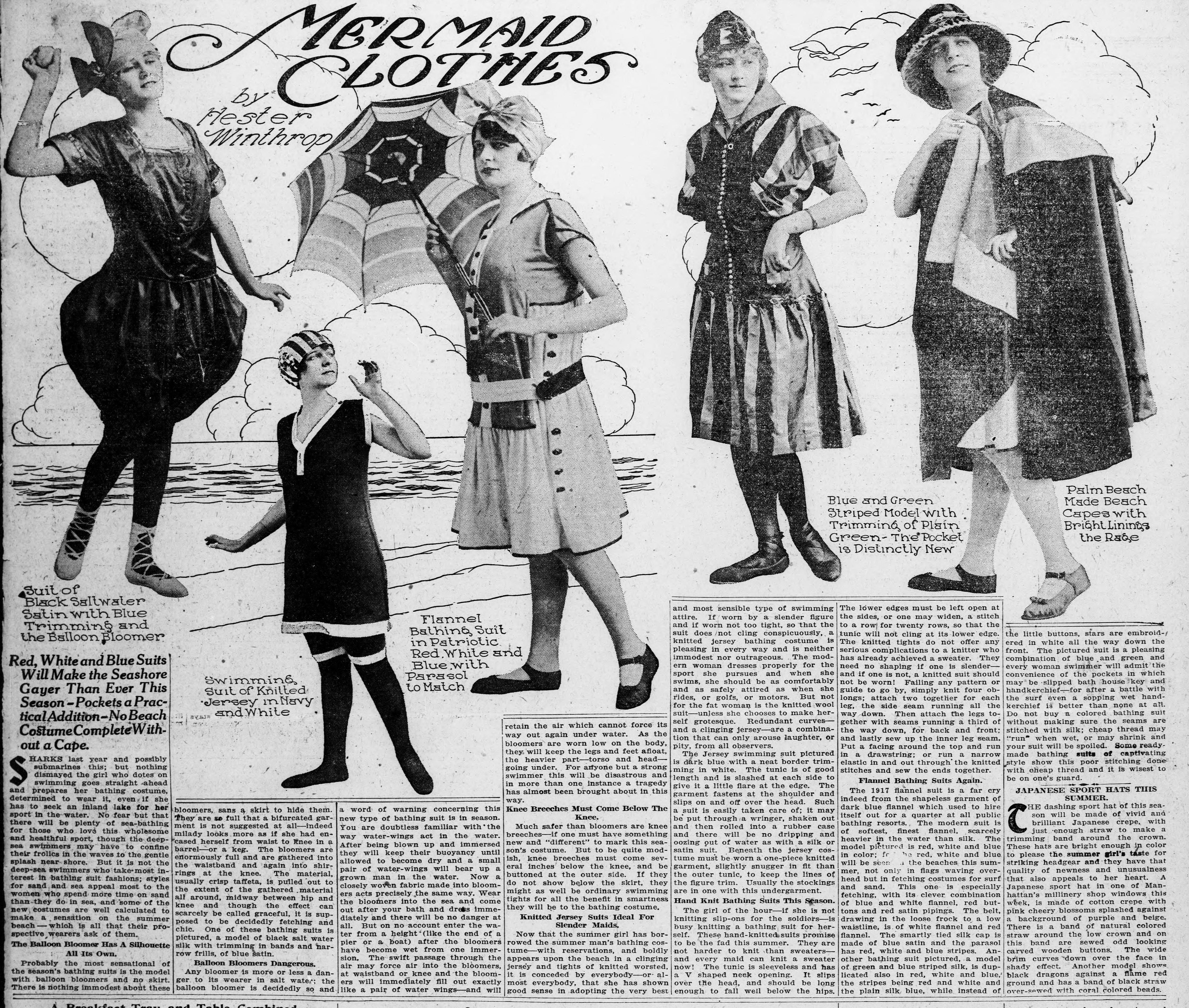 The Dangers And Fashion Of Bathing Suits 100 Years Ago Connecticut