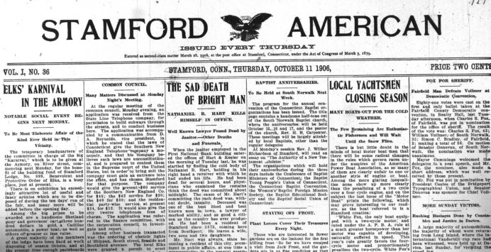 Connecticut Digital Newspaper Project  Preserving ConnecticutS History